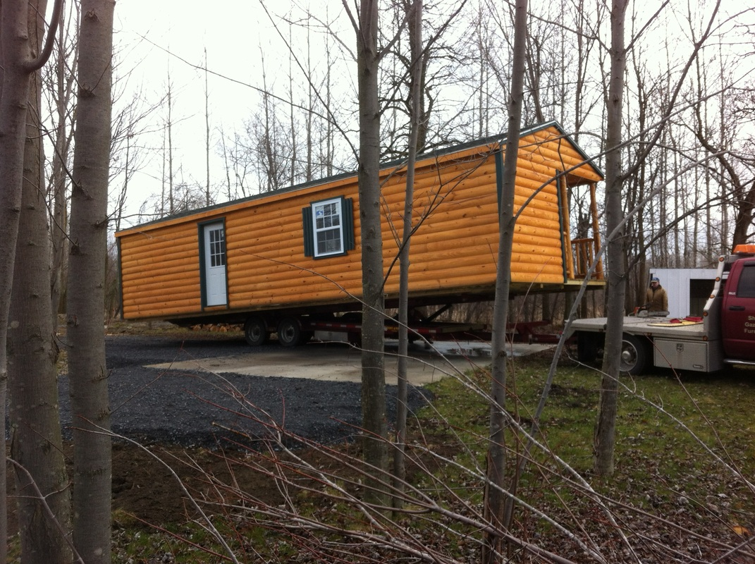 Prefab Cabins With Loft Getaway Cabin Kit Loft Images