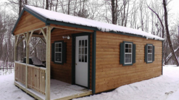 cabins and bunkies - Small Cabins For Sale